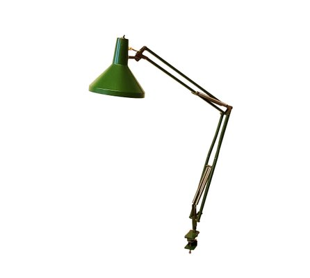 Ordinaire Vintage Industrial Clamp Desk Lamp From Hala 1