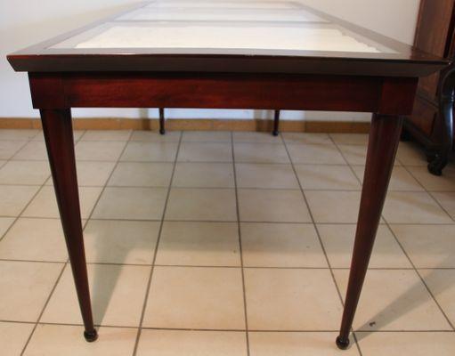 Vintage Console Table By Jean Boggio