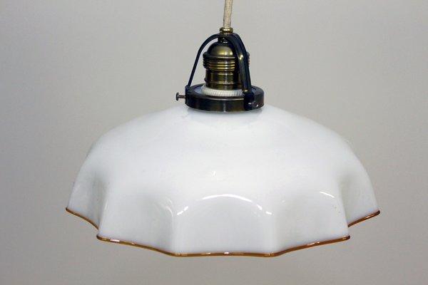 Lampe À Porcelaine1910s À À Contrepoids En Porcelaine1910s Contrepoids Lampe En Lampe Contrepoids hdBotCQxsr