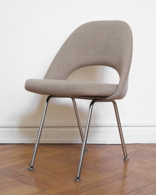 Chaise De Direction Par Eero Saarinen Pour Knoll International 1960s 1