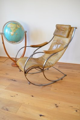 Outstanding Rocking Chair By Peter Cooper For R W Winfield 1890S Creativecarmelina Interior Chair Design Creativecarmelinacom