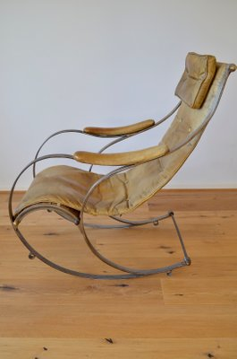 Miraculous Rocking Chair By Peter Cooper For R W Winfield 1890S Creativecarmelina Interior Chair Design Creativecarmelinacom