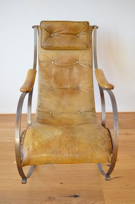 Enjoyable Rocking Chair By Peter Cooper For R W Winfield 1890S Creativecarmelina Interior Chair Design Creativecarmelinacom