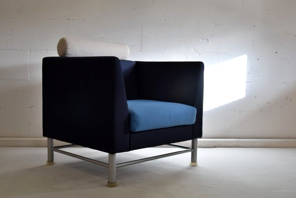 Strange East Side Lounge Chair By Ettore Sottsass For Knoll International 1983 Creativecarmelina Interior Chair Design Creativecarmelinacom