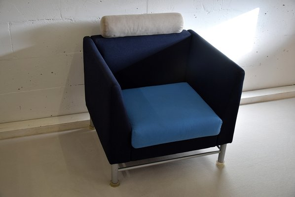 Pleasant East Side Lounge Chair By Ettore Sottsass For Knoll International 1983 Creativecarmelina Interior Chair Design Creativecarmelinacom