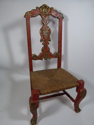 Antique Spanish Baroque Wooden Chairs From Ars Populis For Sale At
