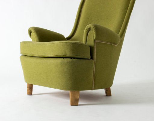 Phenomenal Vintage Lounge Chair By Carl Axel Acking 1937 Andrewgaddart Wooden Chair Designs For Living Room Andrewgaddartcom