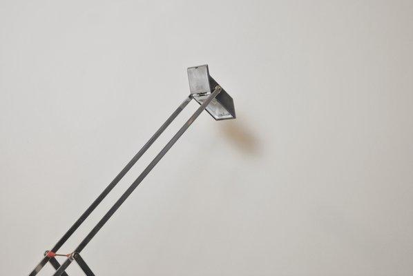 Sapper Artemide1980s par pour de Bureau Tizio en Lampe Aluminium Richard QdthrsCx