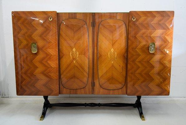 Credenza Mid Century Modern : Mid century modern credenza by vittorio dassi s for sale at