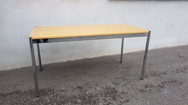 Moderne Tisch Oder Schreibtisch Von Usm Haller 1990er Bei Pamono Kaufen