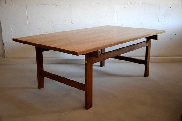 Mid Century Modern Coffee Table By Hans