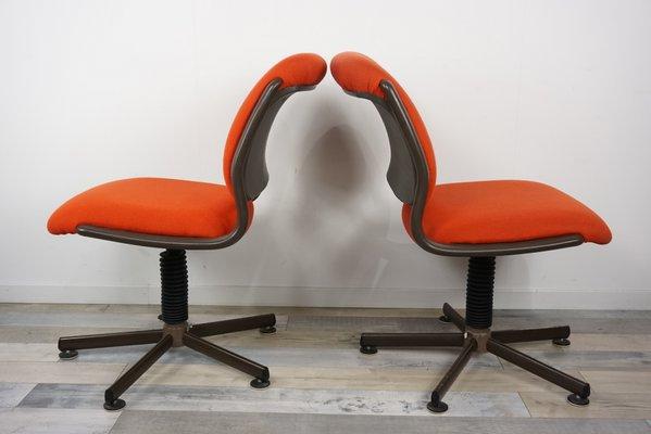 Bureau Roneo Pivotante Vintage Chaise De fb76yvIYg