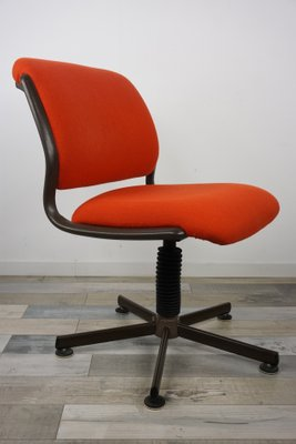 De Bureau Roneo Pivotante Vintage Chaise yv0wmnPN8O