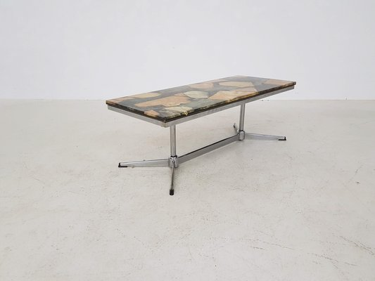 Super Vintage Faux Marble Coffee Table Caraccident5 Cool Chair Designs And Ideas Caraccident5Info