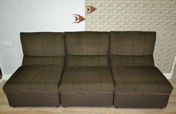 Baia Modular Couch By Citterio Nava For B Italia 1970s
