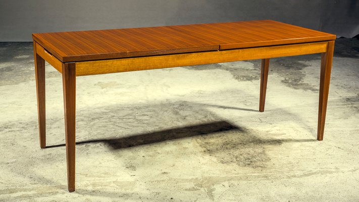 Vintage Walnut Coffee Table 1960s