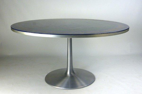 Merveilleux Table De Salle à Manger Peinte à La Main Par Cadovius U0026 Mygge Pour Cado,