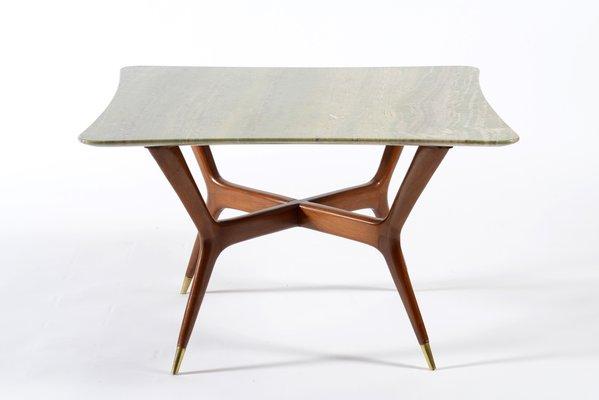 Mid Century Italian Coffee Table With