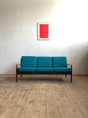 Attrayant Mid Century Modern Danish Teak Sofa By Grete Jalk For France U0026 Søn 1