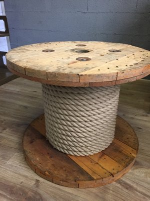 Cool Wooden Spool Coffee Table 1980S Caraccident5 Cool Chair Designs And Ideas Caraccident5Info
