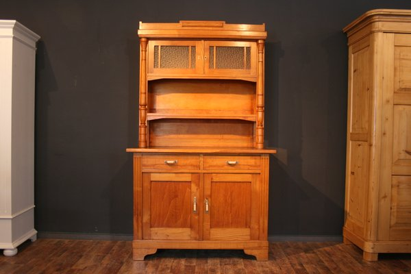 Vintage Ash Kitchen Cupboard 1920s For Sale At Pamono