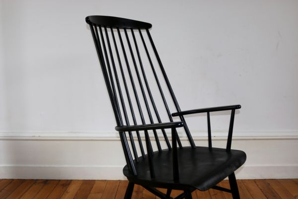 c939716fd99 Rocking Chair by Imari Tapiovaara