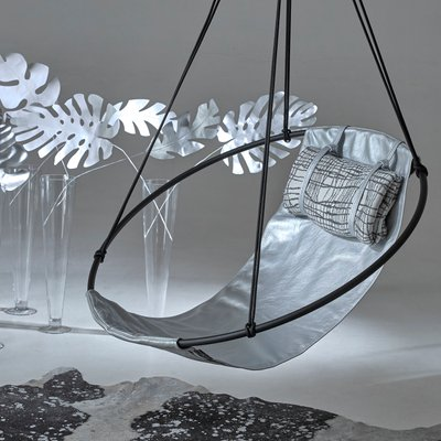 Astonishing Sling Hanging Chair From Studio Stirling Pabps2019 Chair Design Images Pabps2019Com
