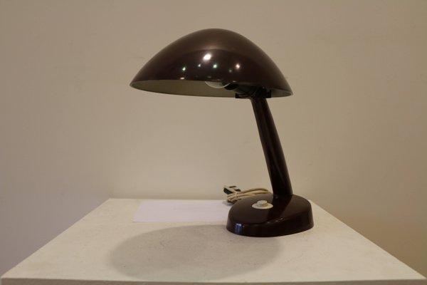 Moderne Lampen 9 : Vintage bakelite table lamp from kandem leuchten 1940s for sale at
