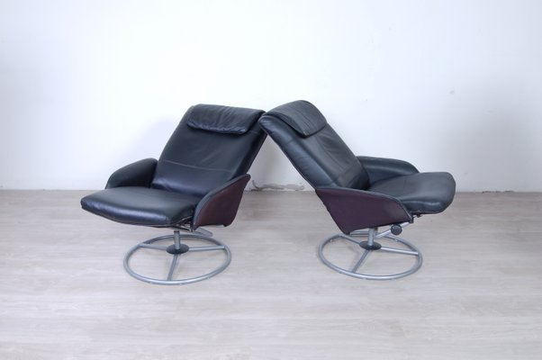 Malung Armchairs from Ikea, 1999, Set