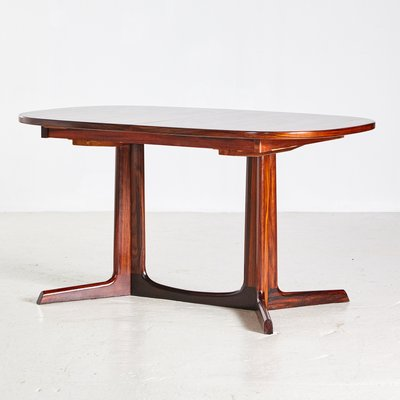 Rosewood Dining Table By Niels O
