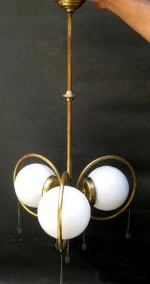 Charmant Art Deco Chandelier
