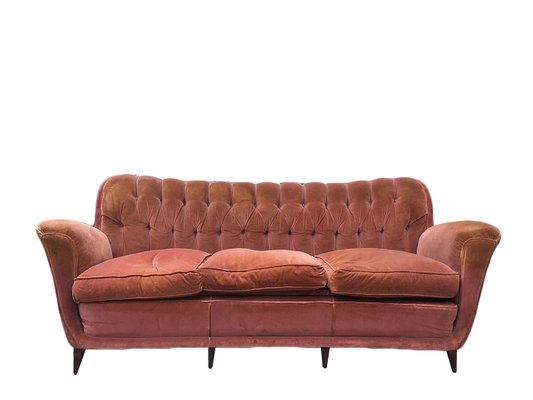 Vintage Italian Sofa, 1940s for sale at Pamono