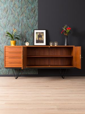 Mid Century Sideboard From Wk Mobel 1960s For Sale At Pamono