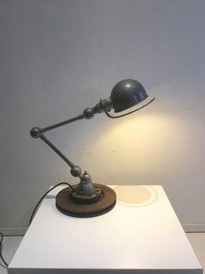 industrial de verde Jieldéaños 50 articulada Lámpara escritorio de 4AcRq5jL3S