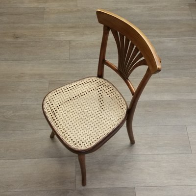 Set Stühle Antike Von Nr221 Thonet1900er4er CxBored
