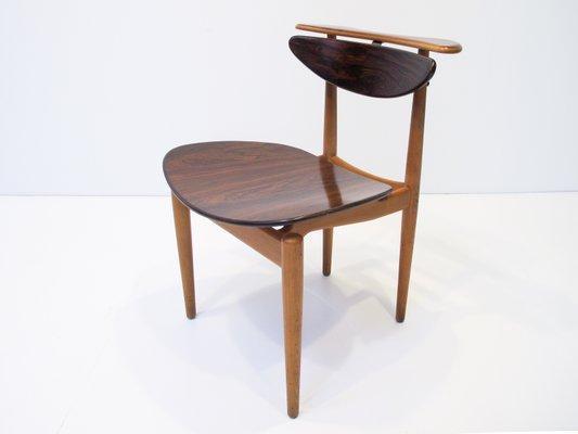 Wondrous Bo 62 The Reading Chair By Finn Juhl For Bovirke 1953 Inzonedesignstudio Interior Chair Design Inzonedesignstudiocom