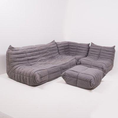 Togo Sofa Footstool By Michel Ducaroy