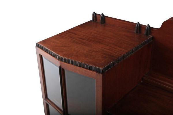 1:12 Dollhouse Miniature vintage in legno intagliato Sedia Da Pranzo Mobili