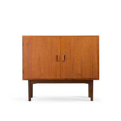 Small Danish Mid Century Sideboard By Borge Mogensen For Soborg