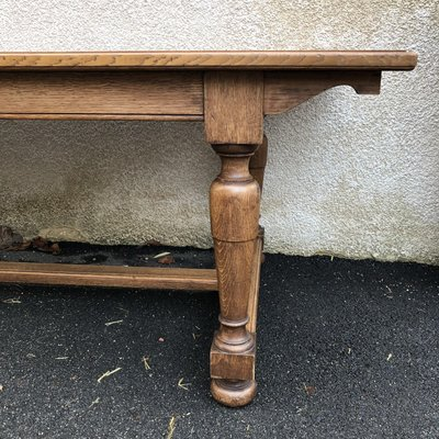 Antique French Dining Table 1910s For Sale At Pamono
