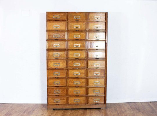 huge selection of 876da e9560 Antique Filing Cabinet from Stolzenberg