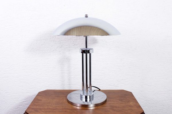 Lampe De Bureau Champignon Vintage 1970s En Vente Sur Pamono
