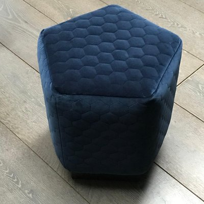 first rate 27c96 592dc Ermes Pentagon Pouf by Casa Botelho