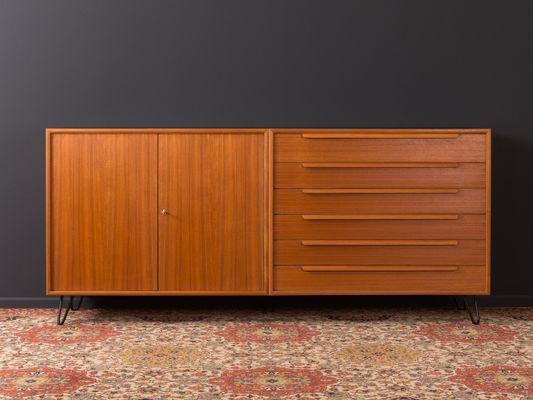 Sideboard Von Wk Möbel 1960er Bei Pamono Kaufen