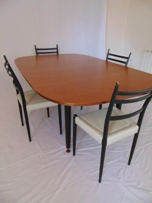 Genial Librenza Extending Dining Table U0026 Chairs From G Plan, 1960s
