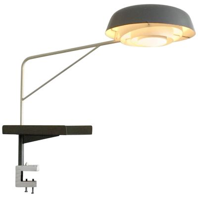 Agrafée Clamp Desk Lamp By Henri Lancel U0026 Robert Mathieu, ...