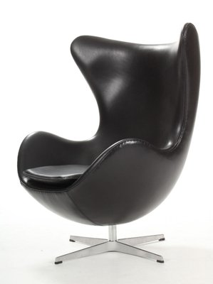 Awesome Vintage Egg Chair By Arne Jacobsen For Fritz Hansen Home Interior And Landscaping Synyenasavecom