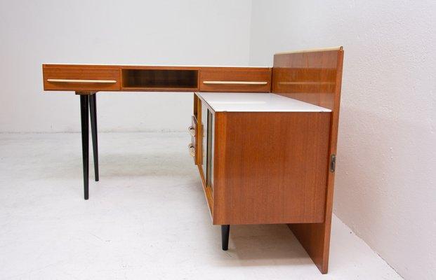 Scrivania Ad Angolo Design : Scrivania con libreria ad angolo con angolo studio in soggiorno