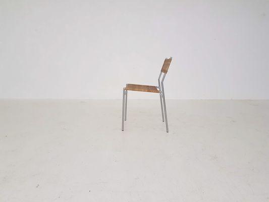 Cool Vintage Se05 Rattan Dining Chair By Martin Visser For T Spectrum Ncnpc Chair Design For Home Ncnpcorg