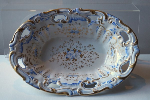 Antique German Porcelain Dish From Spm